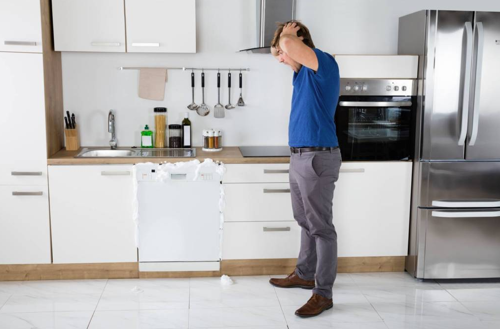Common Dishwasher Problems